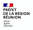 Logo prefet de la region reunion
